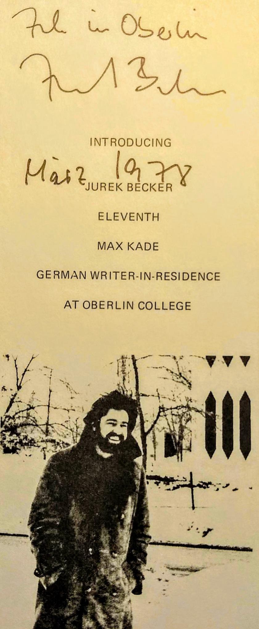 brochure jurek becker front3